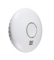 ML Accessories Wireless Interlink Smoke/Heat Alarm Combo (White)
