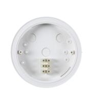 ML Accessories Pattress Base For Smoke Alarm (White)