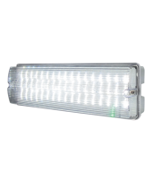 ML Accessories 230V IP65 6W LED Emergency Bulkhead Maintained/Non-maintained (White)