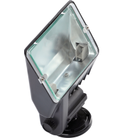 ML Accessories IP33 300W Tungsten Halogen Floodlight (Black)
