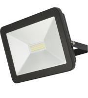 Knightsbridge 100W LED Die-Cast Aluminium Floodlight (Black)