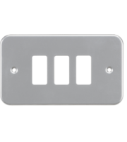 ML ACCESSORIES Metalclad 3G Grid Faceplate