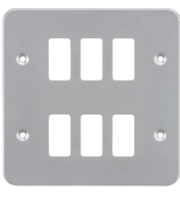 ML ACCESSORIES Metalclad 8G Grid Faceplate