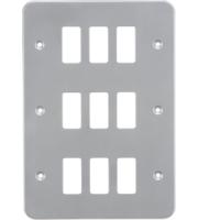 ML ACCESSORIES Metalclad 9G Grid Faceplate