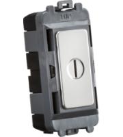 Knightsbridge 20AX DP key module (Chrome)