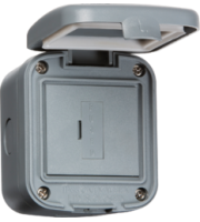 ML ACCESSORIES IP66 13A Fused Spur Unit