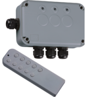 ML ACCESSORIES IP66 3G Remote Switch Box,Outdoor