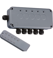 ML ACCESSORIES IP66 5G Remote Switch Box,Outdoor
