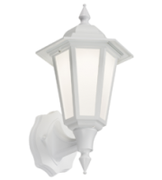 ML ACCESSORIES 230V IP54 Led Wall Lantern - White