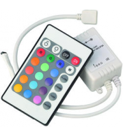 ML ACCESSORIES 12V / 24V Ir Controller And Remote - Rgb
