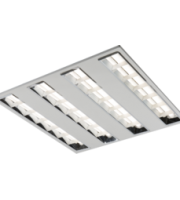 ML ACCESSORIES 230V IP20 42W T5 Led Recessed Modular Fitting 600x600mm 4000K