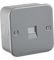 ML ACCESSORIES Metal Clad Telephone Master Socket