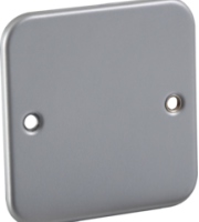 ML ACCESSORIES Metal Clad 1G Blanking Plate