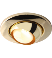 ML ACCESSORIES IP20 240V 40W max.R50 (Brass) Eyeball