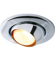 ML ACCESSORIES IP20 240V 40W max.R50 (Chrome) Eyeball