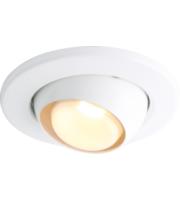 ML ACCESSORIES IP20 240V 80W Max. R80 (White) Eyeball