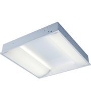 ML ACCESSORIES IP20 2x55W Pl Recessed Emergency Modular Fitting 595x595x100mm