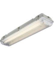 ML ACCESSORIES 230V IP65 T8 Twin Led Ready Anti Corrosive Fitting (4ft)