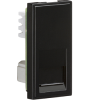 ML ACCESSORIES (Black) Modular Telephone Slave Outlet Idc