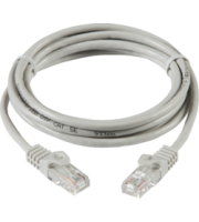 ML ACCESSORIES Grey 3m Utp CAT5E Networking Cable