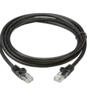 ML ACCESSORIES (Black) 3m Utp CAT6 Networking Cable