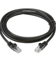 Knightsbridge 3m UTP CAT6 Networking Cable (Black)