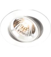 Knightsbridge Recessed Tilt Twist & Lock Downlight (White)