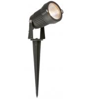 ML Accessories 230V IP54 4W LED Spike Light (Black)