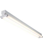 ML ACCESSORIES 230V IP20 T8 2X36W Batten 4ft