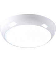 ML ACCESSORIES 230V IP44 14W Led Bulkhead With Sensor/dimming Function 6000K