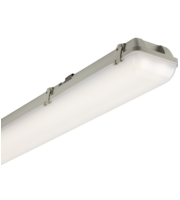 ML ACCESSORIES 230V IP65 4ft 23W Single Led Non-corrosive Commercial Industrial