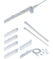 Knightsbridge 22W LED Linkable Striplight (1438mm) (White)