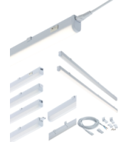 Knightsbridge 9W LED Linkable Striplight (538mm) (White)