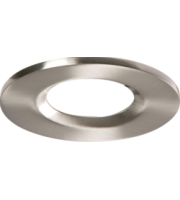 ML ACCESSORIES Brushed Chrome Bezel For Vfrcob Downlights
