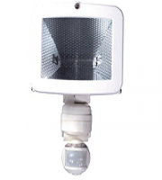 Timeguard Security PIR-500 Night Eye Energy Saving Halogen Floodlight-white White