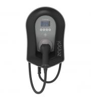 MYENERGI Zappi Eco-smart Ev Charge Point 7kW Type 2 Tethered (Black)