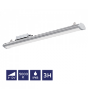 NET LED Burwell Linear Low Glare High Bay 150W 5000K Emegency