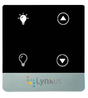 NET LED Universal Lynxus Zigbee Wireless Switch