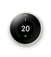 Nest 3rd Generation Learning Thermostat (White)