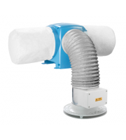 Nuaire DRIMASTER Eco Positive Input Ventilation Link & Hall Control (White)
