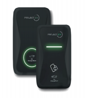 Project EV Pro Earth Single Phase Electric Vehicle Charger (Black)