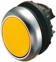 22mm Round Yellow IP69K Momentary Push Button