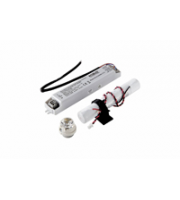 Robus Non Maintained 3W Led Spot Conversion Kit (Grey)