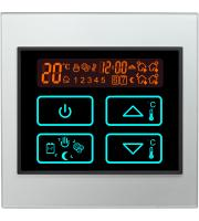 Retro Touch Underfloor Heating Electric Touch Thermostat (White)