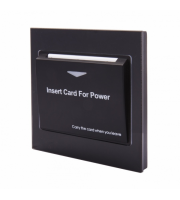 Retrotouch Energy Key Card Saver (Black)