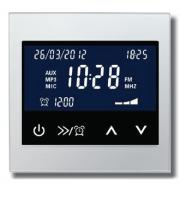 Retrotouch T2000 Touch Audio System (White)