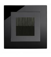 Retrotouch Crystal Bristle Brush Socket (Black PG)