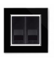 Retrotouch Crystal Ct Dual Bt Master Socket (Black)