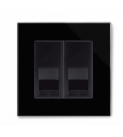 Retrotouch Crystal Pg Dual Bt Master Socket (Black)