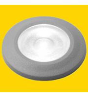 FUMAGALLI ALDO GREY FROSTED G9 LED 1,7W 4K GROUNDLIGHT (Grey)